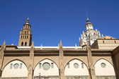 Cathedral of Tarazona, Spain — Stock Photo