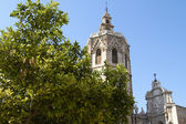 Cathedral - Valencia, Spain — Stock Photo