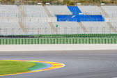 Motor Racetrack — Stock Photo