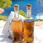 Olive Oil and Vinegar — Stock Photo #14940979