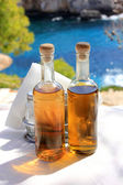 Olive Oil and Vinegar — Stock Photo