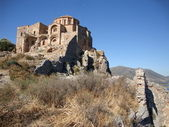 Church of Agia Sophia, Monemvasia — Stock Photo