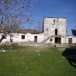 Постер, плакат: Abandoned Monastery of Saint Theodore Ilias Village Albania