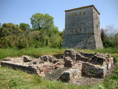 Venetian Tower of Butrint, Albania — Stock Photo