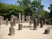 Butrint - UNESCO World Heritage Centre, Albania — Stock Photo