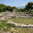 Stock Photo: AlbaniArchaeological city of Butrint