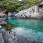 Porto Limnionas, Zante island, Greece — Stock Photo
