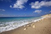 Gremni beach, Lefkada island, Greece — Stock Photo