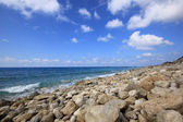 Gremni bay, Lefkada island, Ellada — Photo