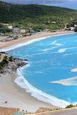 Jali beach, Albania — Stock Photo