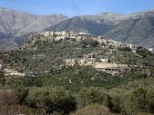 Old city of Himara, South Albania — Stock Photo