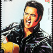 Постер, плакат: Presley Senegal Stamp 3