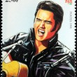 Presley - Senegal Stamp#3 — Stock Photo #12242077