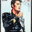 Presley - Senegal Stamp#5 — Stock Photo