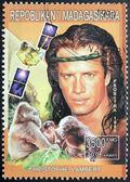 Christopher Lambert Stamp — Stock Photo