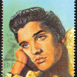 Stock Photo: Presley S.Tome Stamp#1