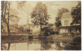 Honingen Park Postcard — Stock Photo