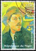 Pieczęć gauguin — Zdjęcie stockowe