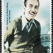 Walt Disney Stamp — Stock Photo