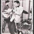 Presley - Guinea Stamp — Stock Photo #13563346