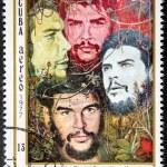 Che Guevara Stamp — Stock Photo