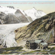 Stock Photo: Pasterze Glacier Postcard