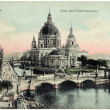 Stock Photo: Berlin Cathedral Postcard