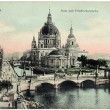 Berlin Cathedral Postcard — Stock Photo #17649297