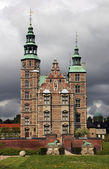 罗森博格城堡 — 图库照片