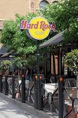 Hard rock café — Stockfoto