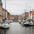 Christianshavn Canal — Stock Photo #18965345