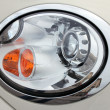 Stock Photo: Car Headlight