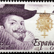 Philip III Stamp — Foto de stock #26082255
