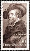 Rubens Stamp — Stock Photo