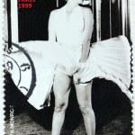 Постер, плакат: Marilyn Monroe Niger Stamp 5