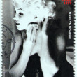 Marilyn Monroe - Niger Stamp 6 — Stock Photo #28004561