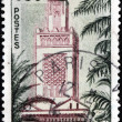 Stock Photo: Tlemcen Stamp
