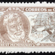 Stock Photo: Hemingway Stamp 1