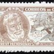 Hemingway Stamp 1 — Stock Photo