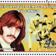 Stock Photo: Ringo Starr Stamp