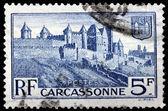 Selo de carcassonne — Foto Stock