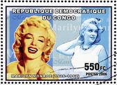 Selo de Marilyn 2 — Fotografia Stock