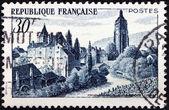 Arbois Stamp — Stock Photo