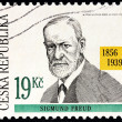 Sigmund Freud Stamp — Stock Photo #29764811