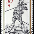 Stock Photo: Jacob de Gheyn Stamp
