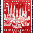 Lubeck 1943 Stamp — Stock Photo #29955857