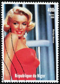 Marilyn Stamp — Stock Photo