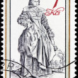 ������, ������: Jacques Callot Stamp