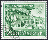 Goslar Stamp — Stock Photo