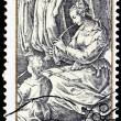 Stock Photo: Adriaen Collaert Stamp
